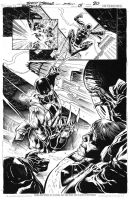 Nightwing 01 Page 20 Inks by JPMayer