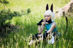 Ms Fortune - SkullGirls cosplay by the-mirror-melts