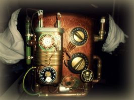 The Contraption by cammykillerbee