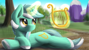 Lyra by NiegelvonWolf