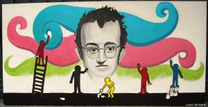 Keith Haring by LostInPride