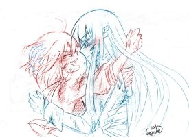 KLK - finally I found you by Crazy-megame