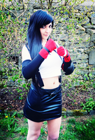 Ready to fight ~ by Dragunova-Cosplay