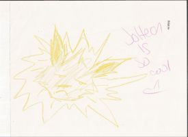 Jolteon is so Cool by xKIBAx