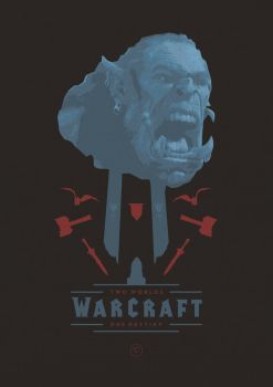 Save Our People - Warcraft by lewisdowsett