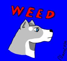 .Weed. by Narncolie