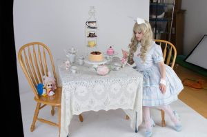 Unrestricted Stock Alice in Wonderland by artmaniabychristine