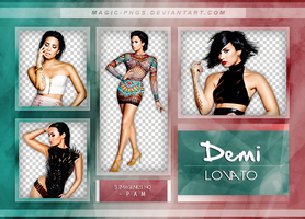PACK PNG 204 | DEMI LOVATO by MAGIC-PNGS
