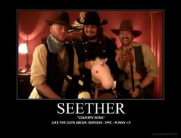 Seether by IappearToBeSpy