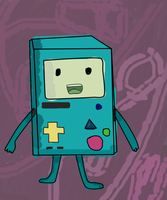 BMO by patcakes