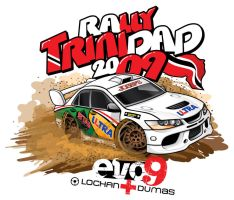 Rally Trinidad 2009 by BreadX