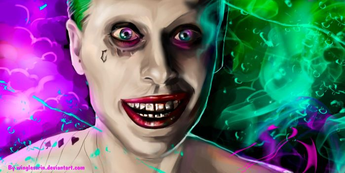 Joker by WinglessRin
