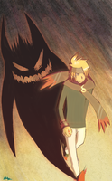 Emerge From the Shadows, Morty by The-EverLasting-Ash