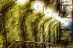 The Entrance To The Platform by wiwaldi24