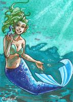PSC: Mermaid by skardash