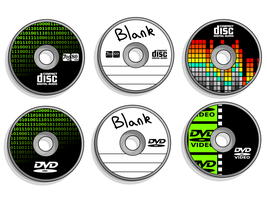 Optical Discs 1.0 by CITguy