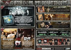 GOTHOOM PRODUCTIONS AD 1 by isisdesignstudio