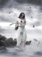 Grave of My Youth by Celtica-Harmony