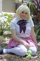 Shiemi - Ao no Exorcist V by claranugem