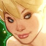 Tinkerbell Detail by AdamHughes