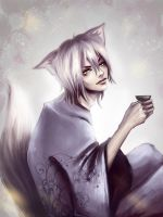 Tomoe by PolliPo