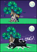 Last Friday Night In Animal Crossing... by Sklavenbrause