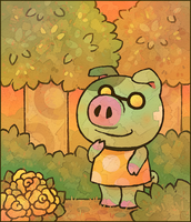 Animal Crossing: Cobb by Cavea