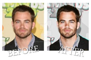 Chris Pine edit by Andrea6661