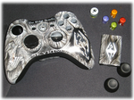 Skyrim xbox 360 controller shell kit by chrisfurguson