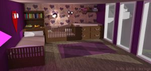 Nursery 1.2 by little-billie