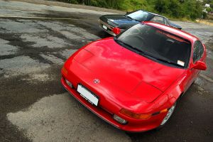 Toyota MR2's 01 by Mad-Murphy