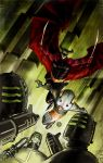 THE END LEAGUE 6_cover by EricCanete