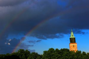 Rainbow by HellinS