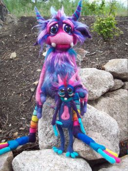 bumble berry goblins by Tanglewood-Thicket