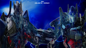 Transformers: Optimus Prime by celtakerthebest