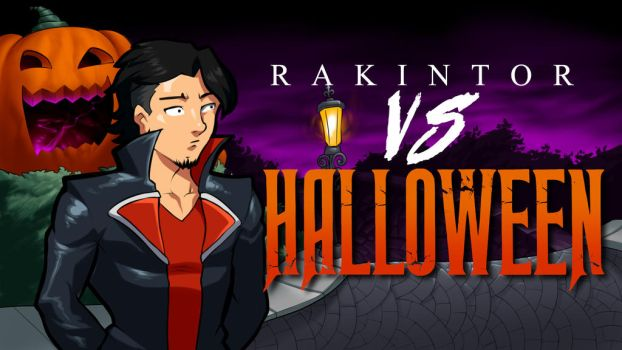 rakintor vs Halloween by rakintorworld