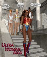 Ultra Woman 2060 by ladytania