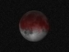 Bloody Moon by keught