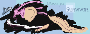 I'll miss you... by iloveaboy2