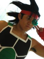 Bardock the Father of Goku by ChaosPhoto