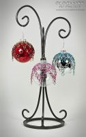 Holiday Ornaments Version 1 by EleganceinChains