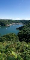 Fishguard - Vertical Panorama by LASlocombe