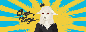 Queens of Sheeps by sampdesigns