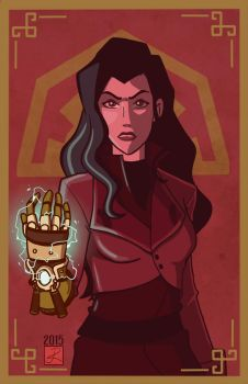 Asami Sato by musical-artist94