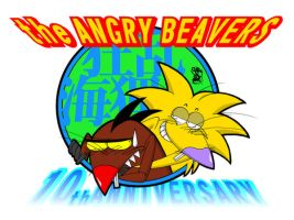ANGRY BEAVERS 10th ANNIVERSARY by CRISIS1983