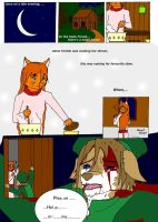 World of Tails - Chapter 1 pg1 by KakeruOgami