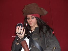 Jack Sparrow by SuperCosplay