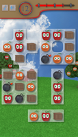 Apples vs Oranges game screen by jrs100000