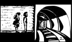 The Commute by Ith