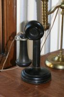 Old Fashion Phone - 2 by Seductive-Stock